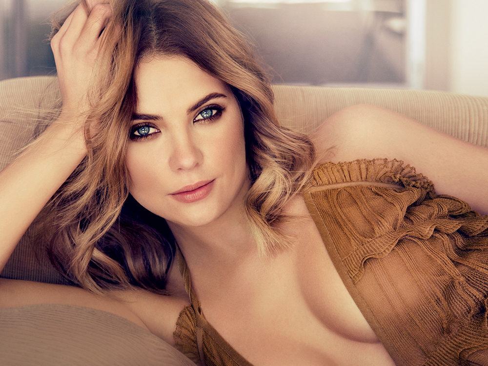 Ashley Benson, Egyptian Magic, bustle, interview